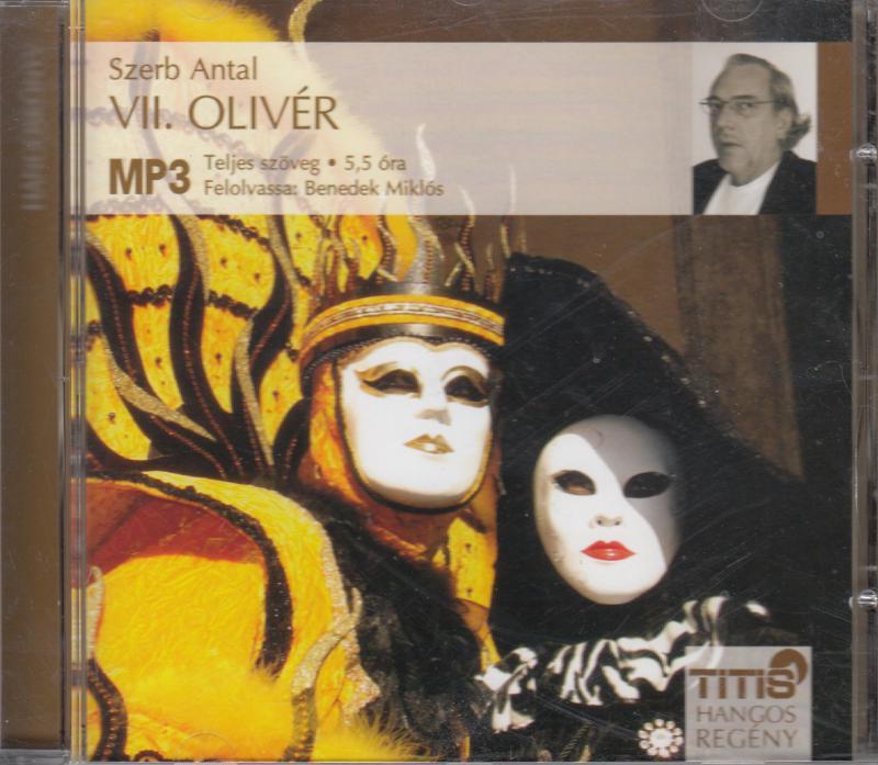 Szerb Antal VII. OlIVÉR hangoskönyv - MP3