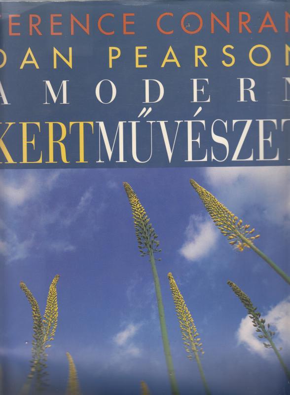 Terence Conran-Dan Pearson: A MODERN KERTMŰVÉSZET