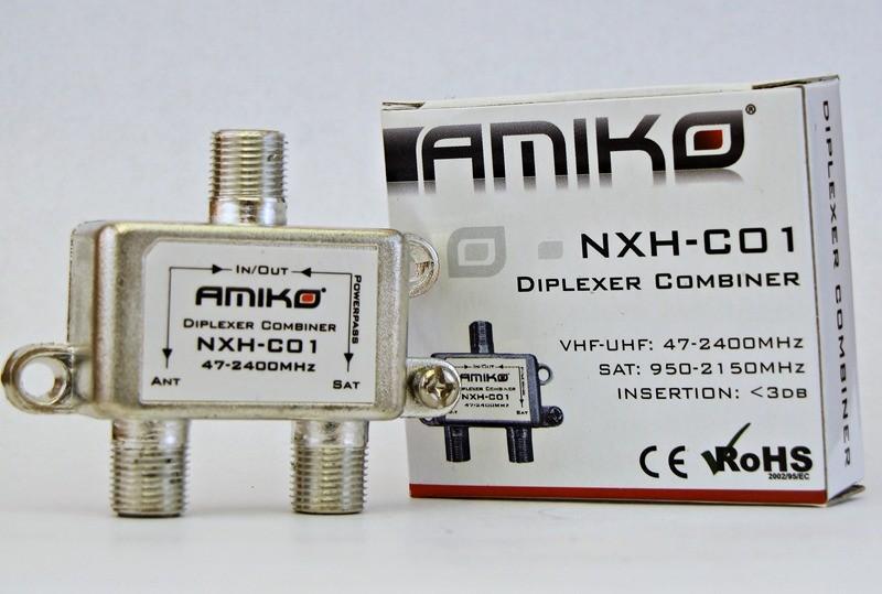 AMIKO NHX-C01 BELTÉRI DIPLEXER
