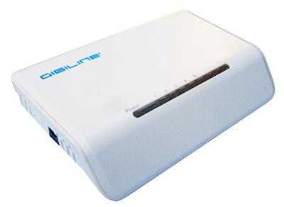 DIGILINE 5P S005 DESKTOP SWITCH