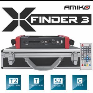 AMIKO X-FINDER 3 MŰHOL BEÁLLÍTÓ MŰSZER