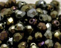 3mm Irizáló barna