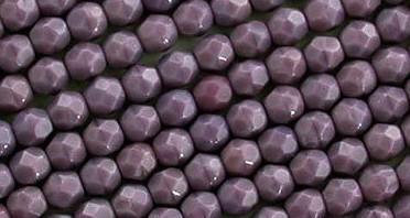 3mm Opak sötét lila