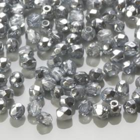 4mm Coated 1/2 silver