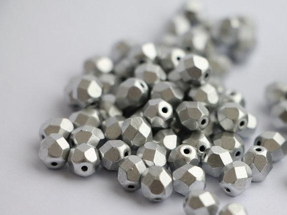 4mm matt metál aluminium