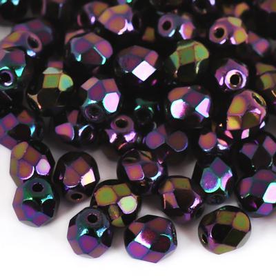 6mm irizáló lila