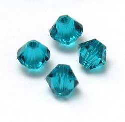 Blue Zircon 4mm