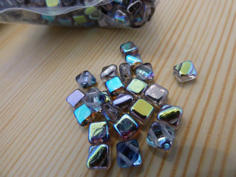 Crystal graphite rainbow