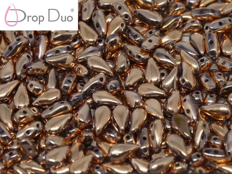 DropDuo Crystal Capri Gold Full