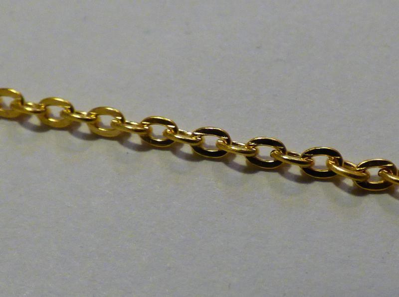 Lánc 'arany színű01'