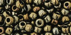 Metallic Iris - Brown 6/0