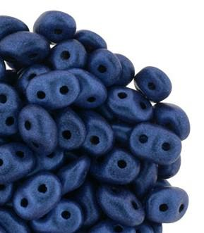Miniduo  metallic suede blue