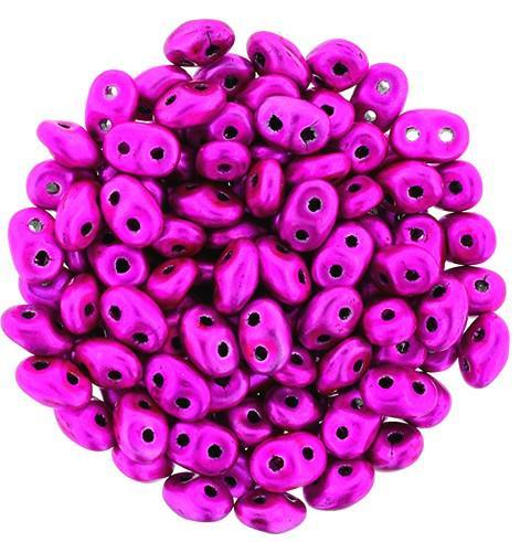 Superduo Metalust - Hot Pink