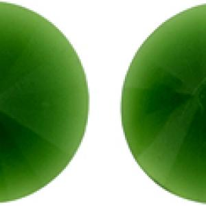12mm Green Pearl