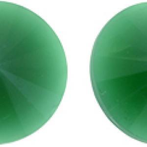 14mm Dark Green Alabaster