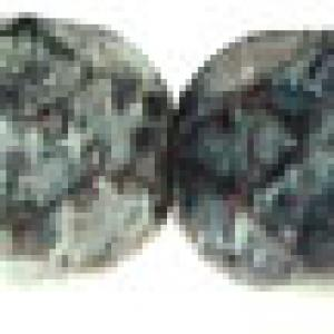 6mm Crystal luster-stone gray