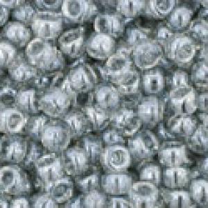 Transparent-Lustered Black Diamond