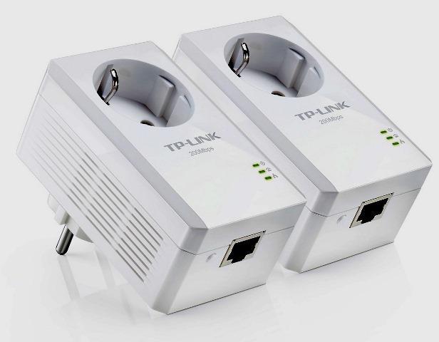 240V-on LAN Powerline adapter PA4010PKIT 500Mb/s