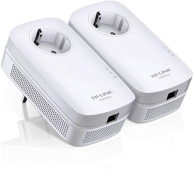 240V-on LAN Powerline adapter TL-PA8010P KIT 1200Mb/s
