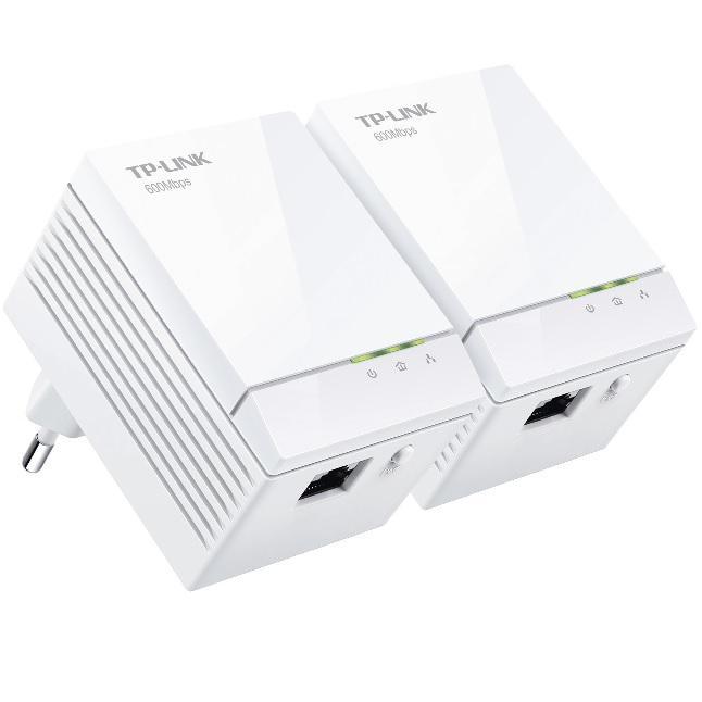 240V-on LAN-wifi Powerline adapter TL-PA2010-KIT