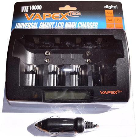 Akkumulátor / elem töltő AA/AAA/9V
