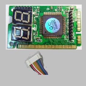 Alaplap Teszter ST8672 miniPCI/miniPCIE