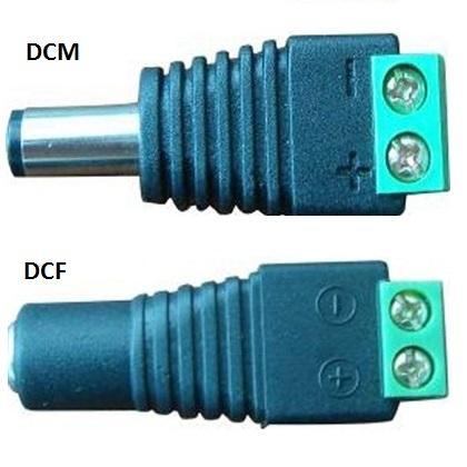 Aljzat /dugó  DCM dugó - sorkapocs átalakító