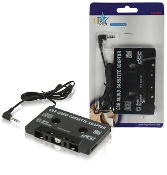 Audió Kazetta - MP3 x CD adapter autós HQ CLP-003