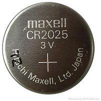 Elem CR2025 KINETIC litium gombelem