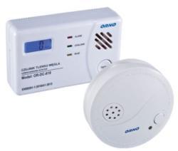 Füst gáz érzékelők Co, Propán-bután 12V