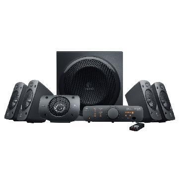 Hangszóró Log (optikai) Z-906 5.1 980-000468
