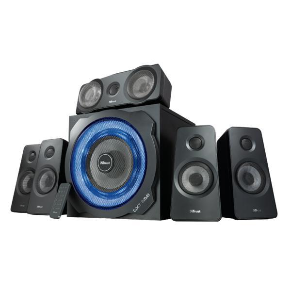 Hangszóró Logitech Z333 2.1 30W Black 980-001202