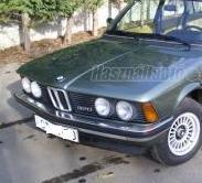 Hűtő díszrács középső BMW 320 79-82