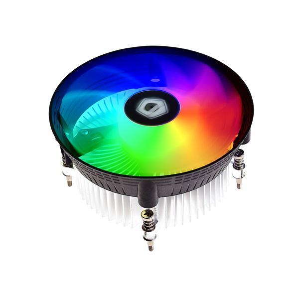Hűtőventilátor ledes  Proceszor hűtő LGA1200/1150/1151/1155/1156