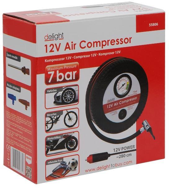 Kompresszor 12V