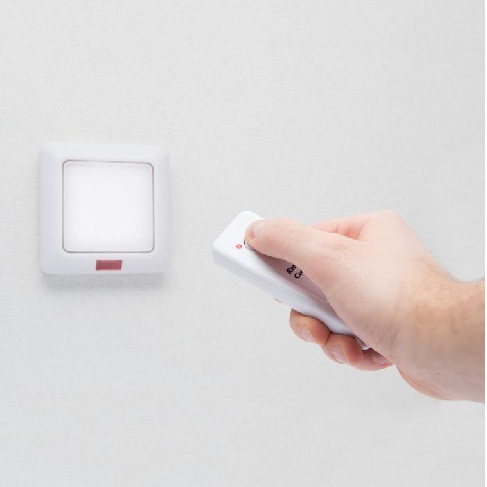 LED  Fali lámpa távirányítóval