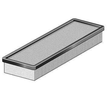 Levegőszűrő opel 1,7D MD9636