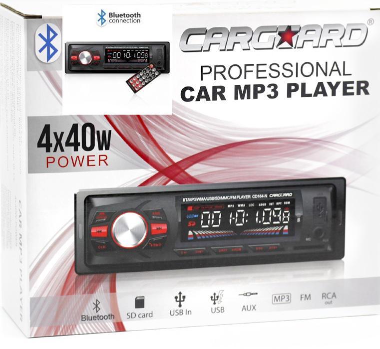Média lejátszó MP3 lejátszó Bluetooth-szal, FM tunerrel és SD / MMC / USB olvasóval