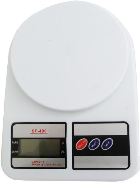 Mérleg digitális konyhai mérleg 1g pontosság 10kg.ig  / nagyon jó/