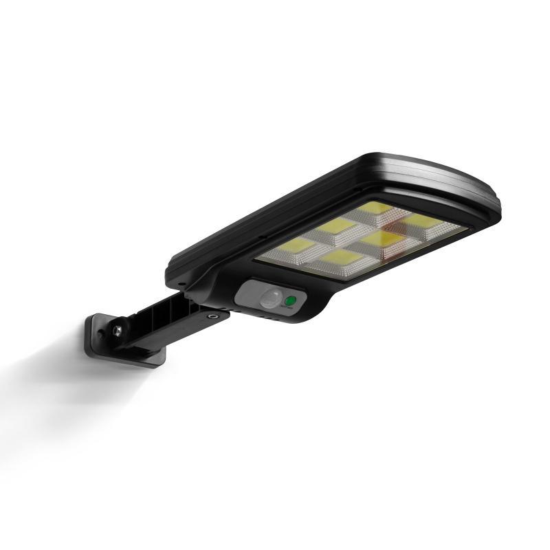 Mozgásérzékelős   Napelemes kültéri LED reflektor