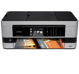 MultiFunkciosPrinter tintasugaras A3+Brother MFC-J4510DW MFP A3 Duplex+Lan+Wifi+Fax