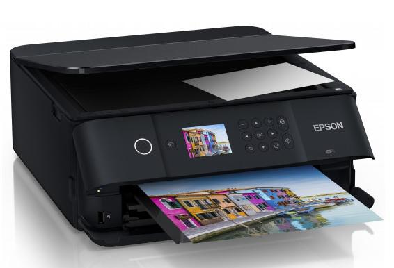 MultiFunkciosPrinter tintasugaras Epson Workforce WF-2750DWF MFP 13/7,3pp WiFi/USB C11CF76402