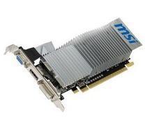 PCIE VGA 210 1Gb MSI DDR3 LowProf N210-MD1GD3H/LP