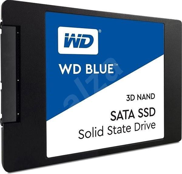 SSD WD Blue 2,5' SATA 1Tb 7mm WDS100T2B0A