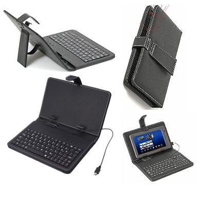 Tablet tartó 8' és 9' +  mini USB bill.