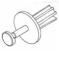 Univerzális kárpitrögzítı patent 1180192