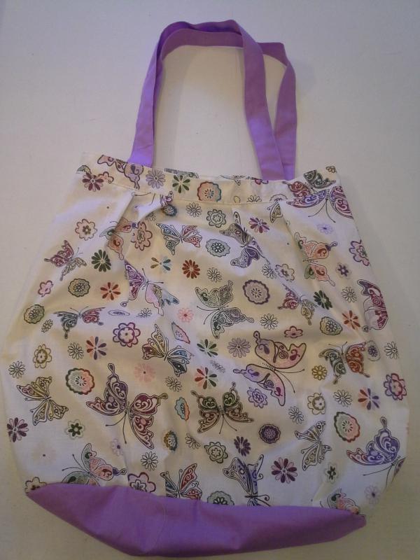 Pillangós vászon táska (lila) - kavalkad.superwebaruhaz.hu 670fb1f47e