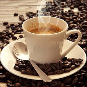 Ízesített pörkölt kávék