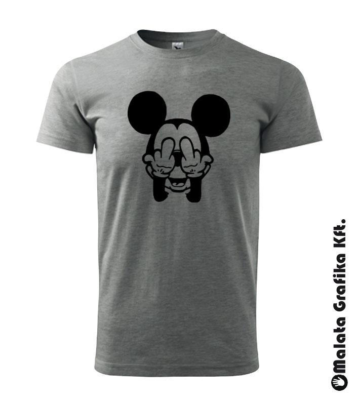 Mickey beint póló