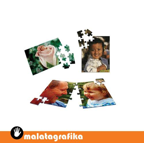 Puzzle 145x200 mm (80 db-os)